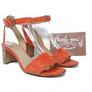 Madewell Womens Alice Slingback Sandals Size 9.5